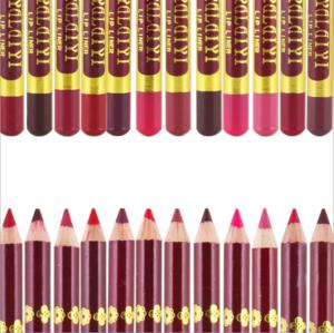 High Quality Long Lasting Cosmetics lipliner pencil kissproof makeup lip liner