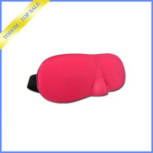 Hot selling sleep mask gel customized Eco-friendly natural silk eyeshade palette sleeping eye mask