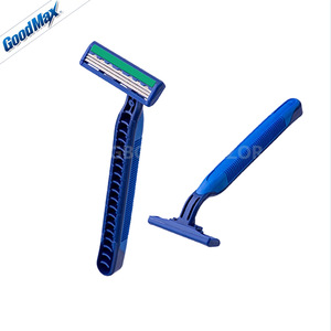 hotel airplane one-time use shaver shaving kit,changeable blade razor