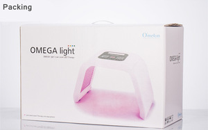 led therapy 7 color face mask light phototherapy lamp machine also have 4 color with good effect