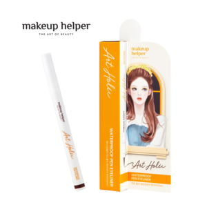 [MAKEUP HELPER] Korean Best Cosmetic for Eye Makeup Eye Liner with waterproof effect, long lasting