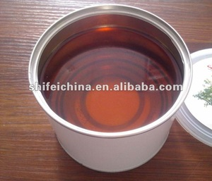 NEW formula &supper effect depilatory hot wax