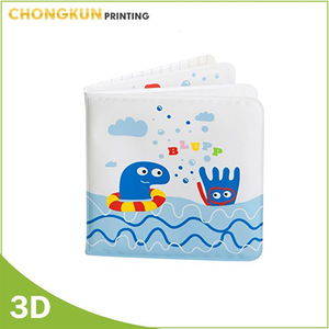 OEM Welcomed factory supply Baby bath book soft toys