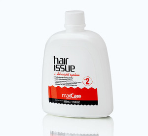 Organic hair straightening perm lotion for salon