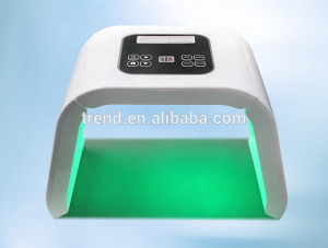 PDT led 7 colors lights therapy beauty salon equipment