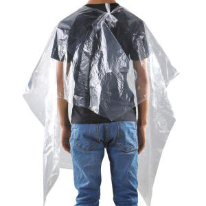 Wholesale Barber Shop Equipment Supplies Disposable Hair Cutting Capes