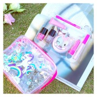 Make up beauty gift girls sets packaging kids cosmetics play makeup set toy