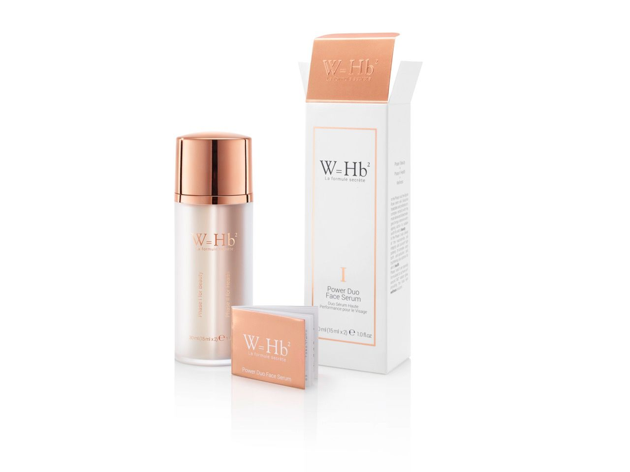Power Duo All-in-One Face Serum [Vogue & Huda Recommended Serum]