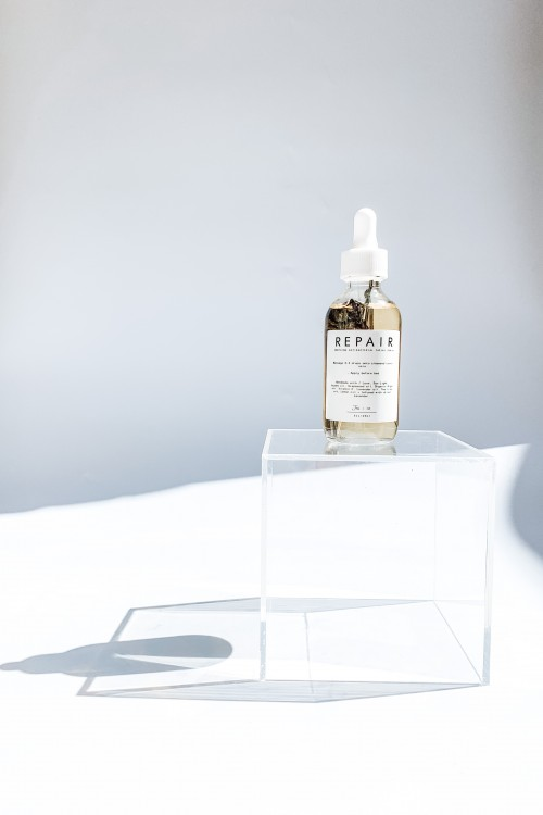 60ml Natural Face Serum, Cruelty Free and Vegan Friendly! Acne, Eczema, Dry Skin, Anti-Inflammatory, hyperpigmentation, moisturises, heals and helps reduce darken areas, also high in linoleic acid