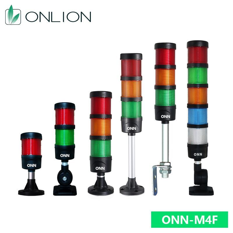 M4F modular signal tower light LED warning light