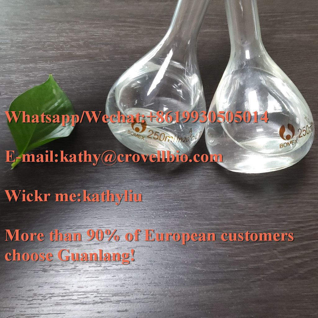 Factory supply NMF N-Methylformamide cas 123-39-7 (kathy@crovellbio.com