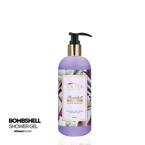 400ml Shower gel for women, wholesale Loris perfume fragrances