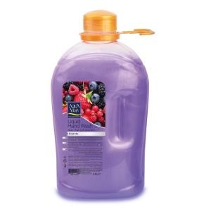 AquaVera  - 2,5 lt Liquid Hand Wash / Liquid Soap - FRUIT MIX