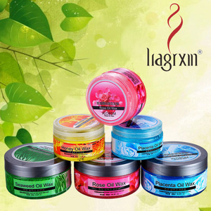 Best Quality OEM Hair Styling Products Private Label Color Grey Hair Wax