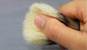 China Wholesale Suppliers Wooden HandleBoar Bristles Shaving Brush for Men