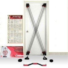 Door Training Product Home Gym Equipment with Workout Dvds Doorway Fitness Equipment