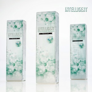 INTELLIGENT Saliva Enzymes Fresh Cool Mint Toothpaste All Natural Dental Gum Care Remove Bad Breath Smoker Without Fluoride