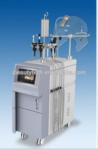 LED hyperbaric oxygen machine oxygen therapy facial machine/oxygen jet facial tanner beauty equipment
