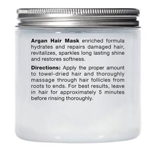 Mendior 2017private label hair shampoo argan oil Natural organic Hair Care Product Hydrating & Restorative Hair Repair Mask