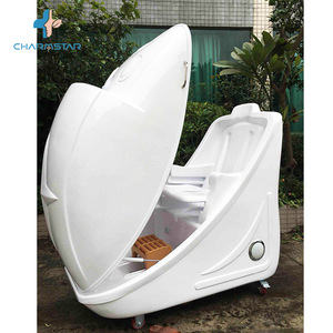 Multifunction herbal steam bath adjustable seat aroma steam ozone sauna spa capsule /max man capsules S-10