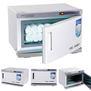 new design beauty salon electric wet towel sterilizer cabinet equipment rtd-16a hot towel warmer machine