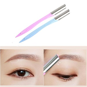 New Style Non-Slip Handle Eyebrow Razor Facial Body Hair Trimmer For Hair Removal