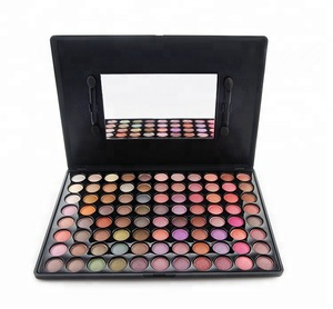 Newest Pro 88 Color Eye Shadow Makeup Cosmetic Shimmer Matte Eyeshadow Palette Set