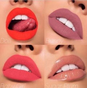 OEM Makeup Cosmetics Single Matte Liquid Lipstick make your own lipstick glitter lipstick Lipgloss kits set