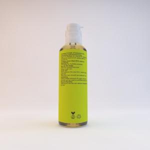 OEM Natural body care product Multi-effect nourishing skin oil argan oil