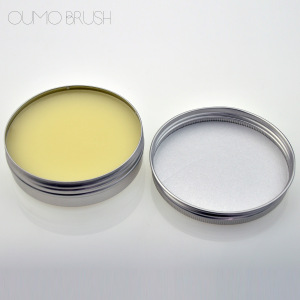 OUMO--Natural handmade shaving soap with aluminum box ,private label mens shaving soap,shaving soap supplier