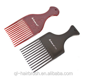 Plastic Afro Comb ,Different Types Of Hair Combs