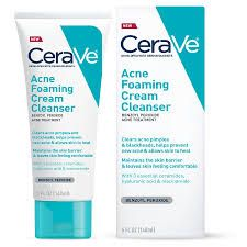 Cerave Acne Foaming Cream Cleanser 150 ml for sale