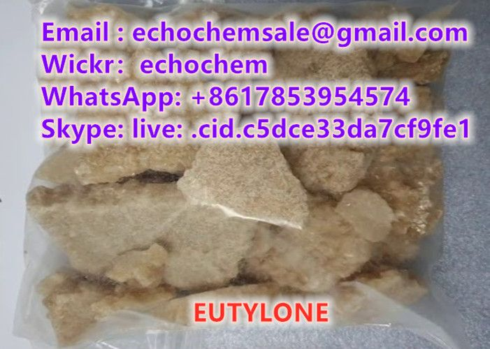 Research chemical eutylone eu best stimulant brown crystal WhatsApp: +8617853954574
