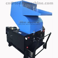 CE high capacity Plastic Crusher Recycling Waste