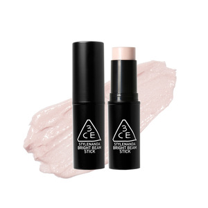 3CE Bright Beam Stick Long Lasting Glow Shimmer Stick Highlighter Makeup