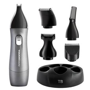 5 IN 1 mens shaver set with 5 replaceable shaver heads multi-function in personal care