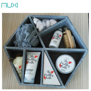Bath Care Set In Box