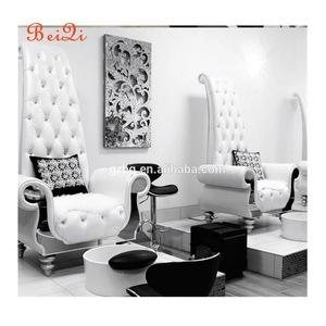 Cheap nail spa furniture pedicure kids butterfly chair kawasaki golden beauty equipment