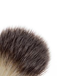 Custom Beard Cleaning Wholesale Wooden Handle Men Horse Hair Shaving Brush Knot