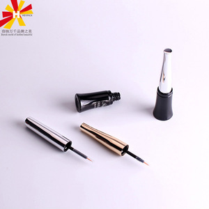 fashion eyeliner bottle private label natural cosmetic