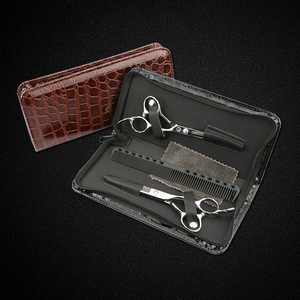 hair cutting Shears scissors professional hairdressing thinning and cutting barber scissors set