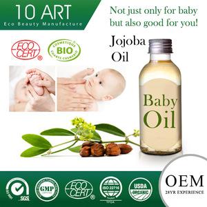High Quality Organic Baby jojoba Oil in Bulk