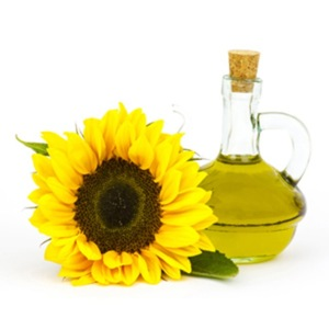 ISO Certified 100% Pure and Natural Sunflower Carrier Oil