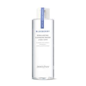 Korean Innisfree Blueberry Rebalancing Cleansing Water 200ml