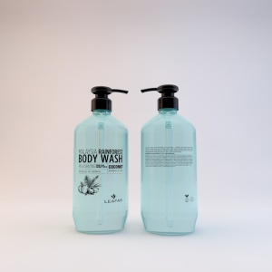 New design washing liquid private label Thickening Body Wash made in china