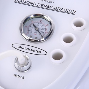portable vacuum suction blackhead removal dermic diamond tip peel microdermabrasion machine for sale