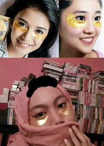 Private Label Anti-Wrinkle Collagen Crystal Eye Gel Patch Eye Mask