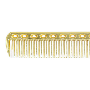 Professional Hair Cutting Metal Tail Comb For Barbers