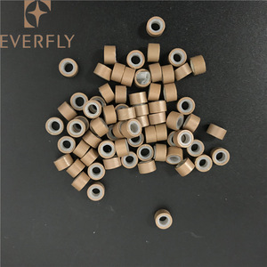 silicone micro rings hair extension tools