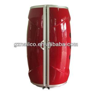 Solarium manufacturer with 50pcs 9200W vertical solarium tanning machine for fitness club